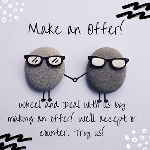 Other - Name your price by making an offer!